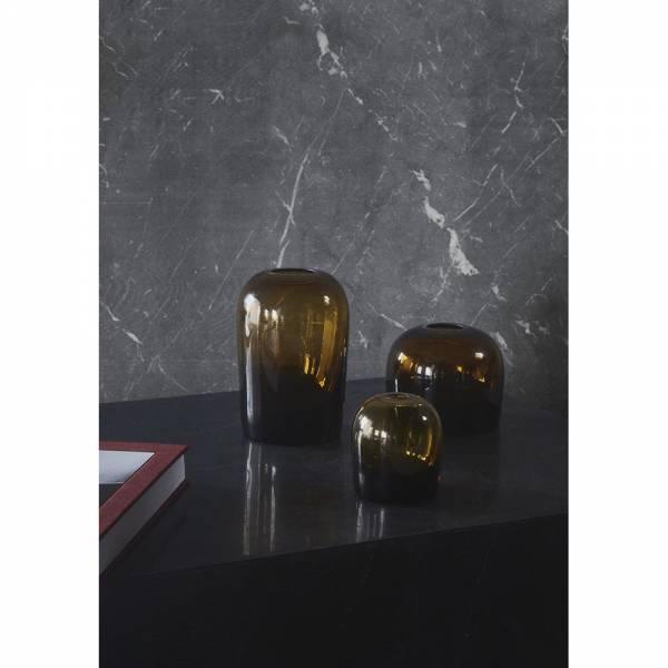 Troll Small Vase - Amber