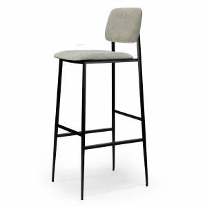 DC Bar Chair - Light Gray