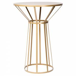 Hollo Round Table For Two - Gold