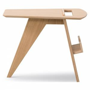 Magazine Table - Oak