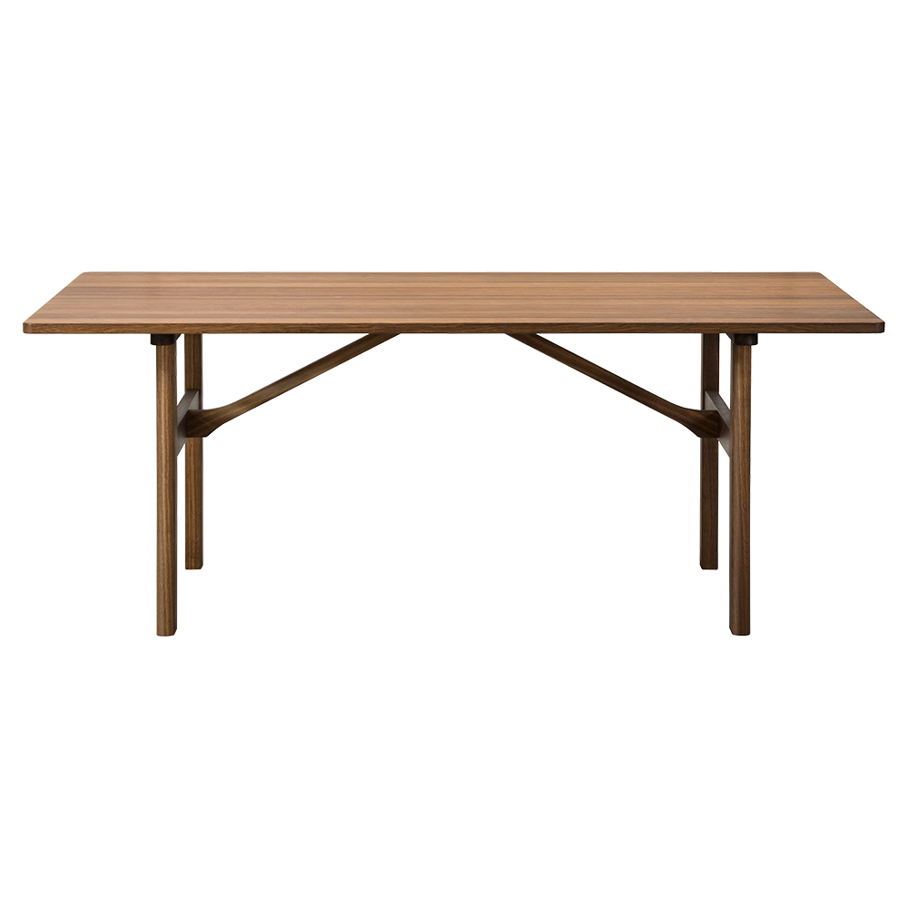 Mogensen 6284 Dining Table Smoked Oiled Oak