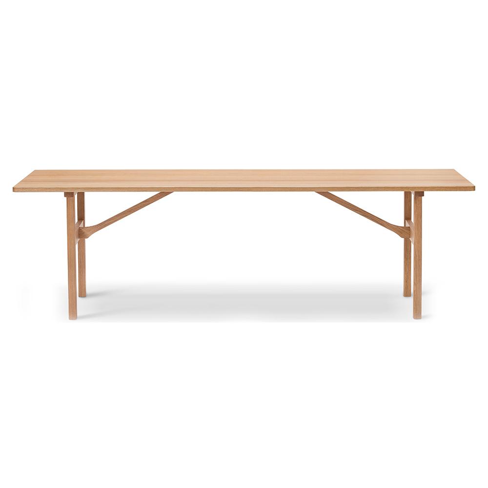 Mogensen 6384 Dining Table Oiled Oak