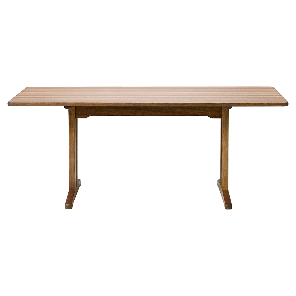 Mogensen C18 Dining Table 55 W Smoked Oiled Oak