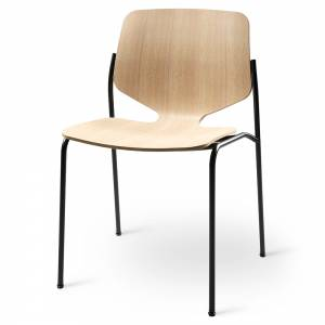 Nova Dining Chair - Natural Beech