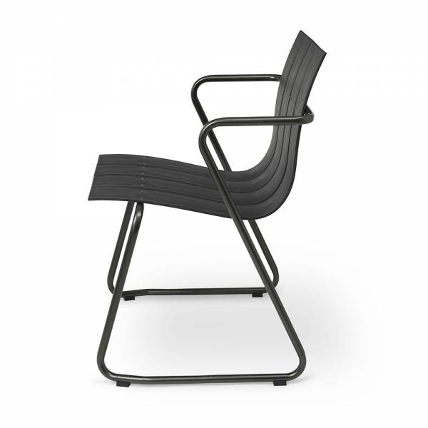 Ocean Outdoor Chair - Black