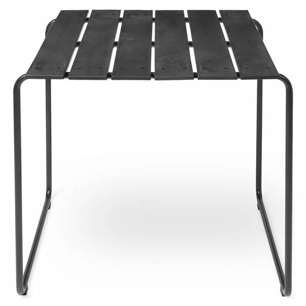 Ocean Outdoor Square Table - Black