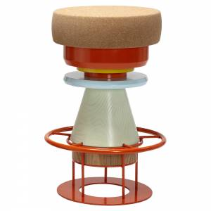 Tembo Counter Stool - Multicolor