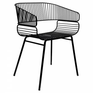 Trame Chair - Black