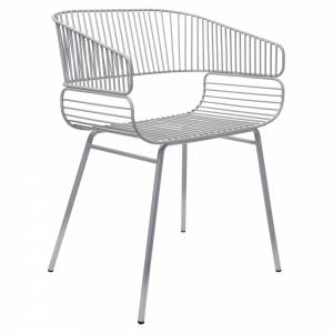 Trame Chair - Gray