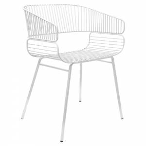 Trame Chair - White