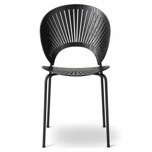 Trinidad Dining Chair - Black Ash