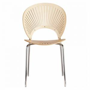 Trinidad Dining Chair - Lacquered Beech