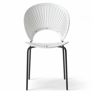 Trinidad Dining Chair - White Ash