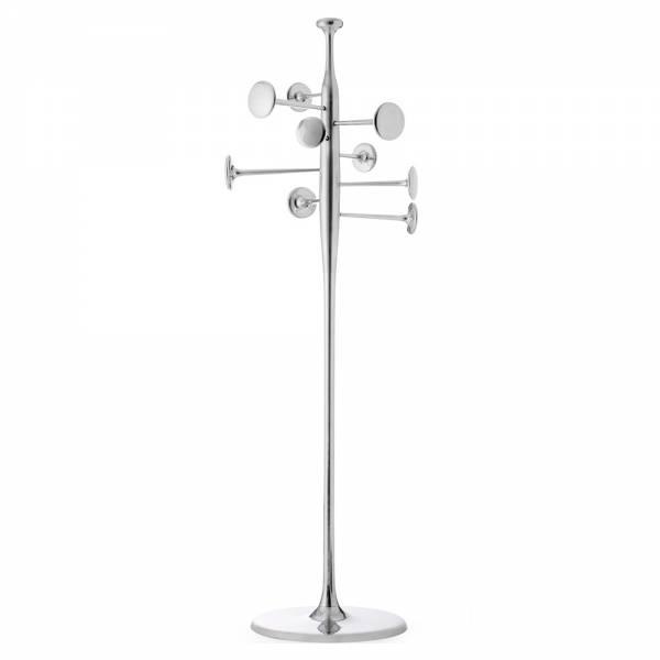 Trumpet Coat Stand - Aluminum