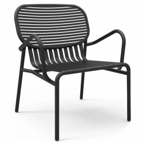 Week-End Garden Armchair Set Of 2 - Black