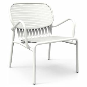 Week-End Garden Armchair Set Of 2 - White