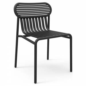 Week-End Garden Chair Set Of 2 - Black
