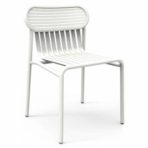Week-End Garden Chair Set Of 2 - White