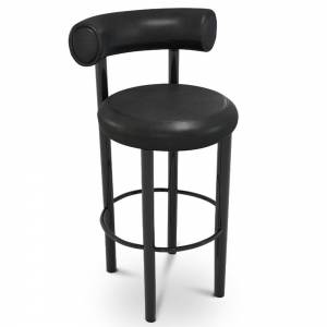 Fat Bar Stool - Elegance
