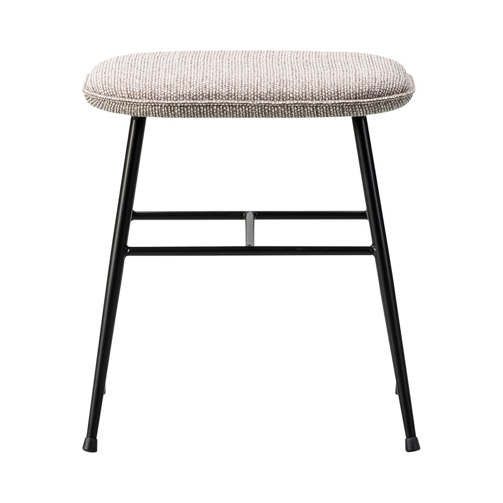 Enjoyable Spine Stool Savanna Metal Base Creativecarmelina Interior Chair Design Creativecarmelinacom