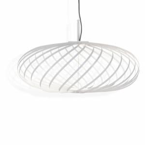 Spring White Pendant - Small