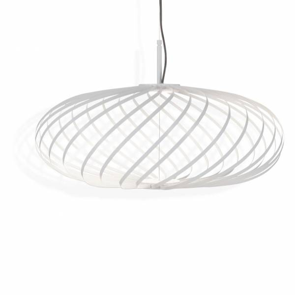 Spring White Pendant - Small | Rouse Home
