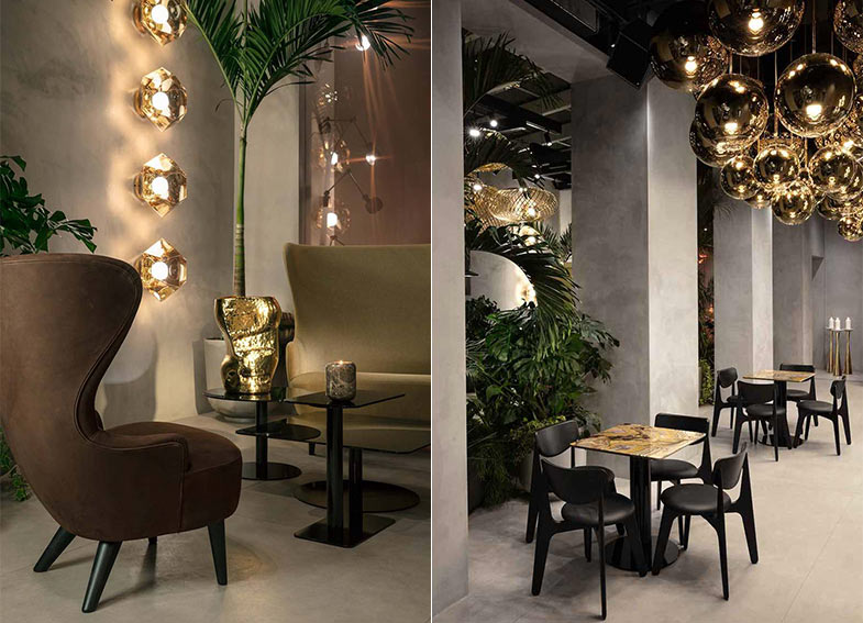Tom Dixon The Manzoni | Rouse Home