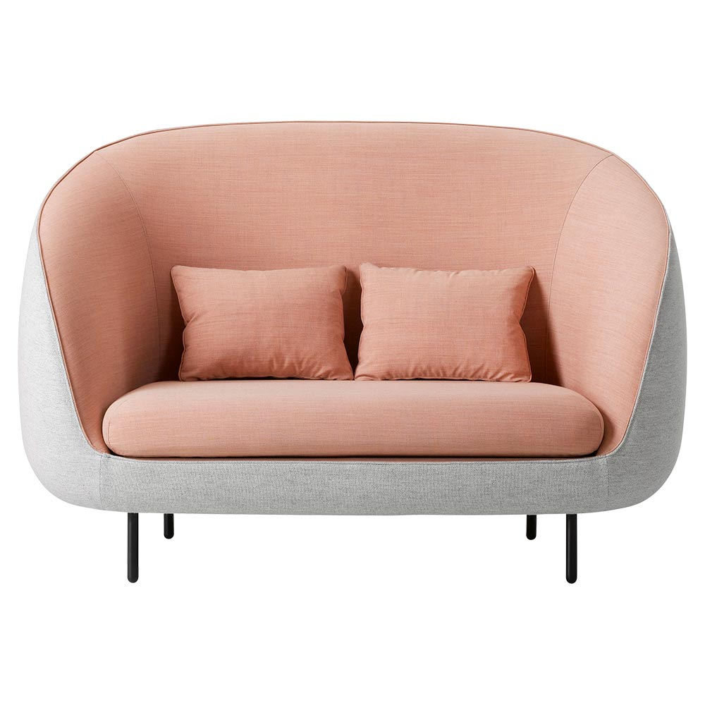 Haiku 2-Seater Sofa - Hallingdal 123, Remix 612