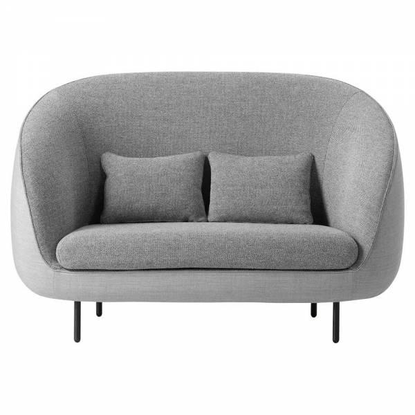 Haiku 2-Seater Sofa - Remix 123, Hallingdal 130   Rouse Home