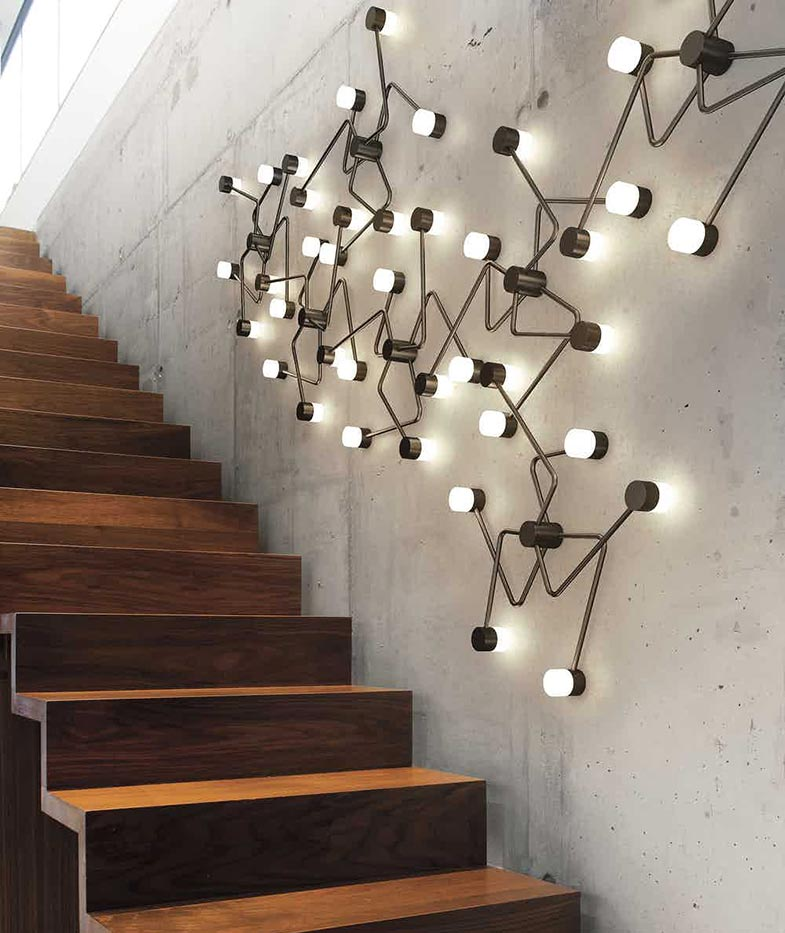 Constellation Wall Light | Rouse Home