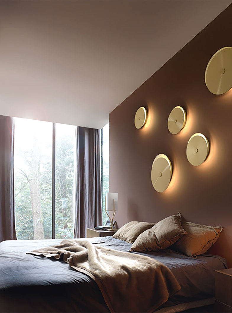 Earth Small Wall Light - Sober | Rouse Home
