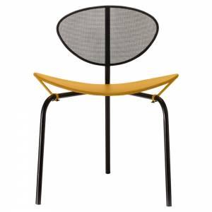 Nagasaki Dining Chair - Venetian Gold Seat