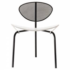 Nagasaki Dining Chair - White Cloud Seat