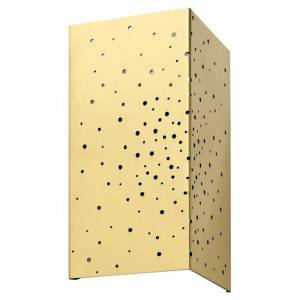 Constellation Wall Sconce - Polished Brass
