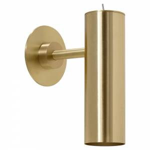 Heron Wall Sconce - Satin Brass