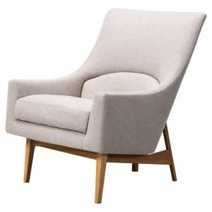 Risom A Lounge Chair - Wood Base