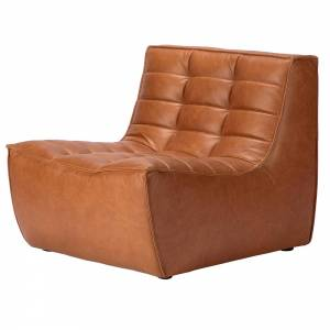 N701 1 Seater Sofa - Old Saddle