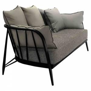 Nest Large Sofa - Black