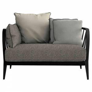 Nest Small Sofa - Black