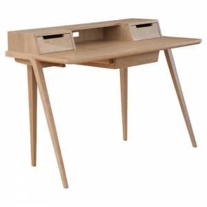 Treviso Desk - Oak
