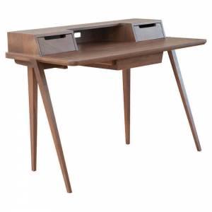 Treviso Desk - Walnut