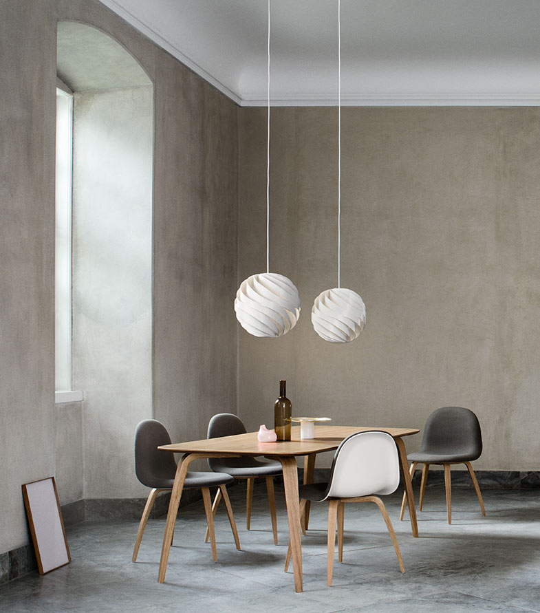 Gubi Turbo Pendant | Rouse Home