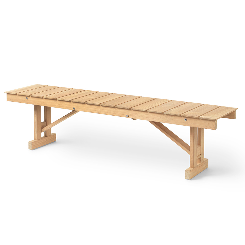 Bm1871 Outdoor Teak Bench Rouse Home