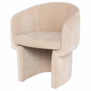 Carole Dining Chair - Almond