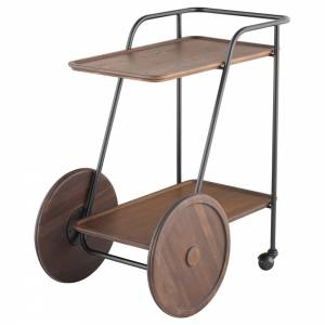 Distrikt Bar Cart - Smoked